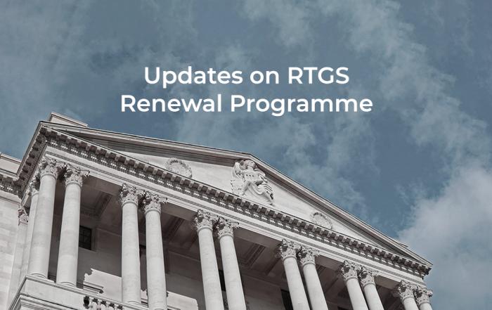 RTGS Renewal Programme