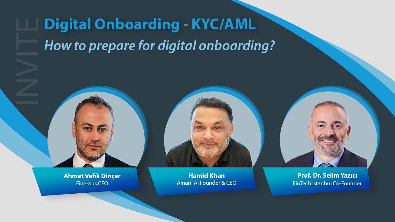 Digital Onboarding KYC/AML