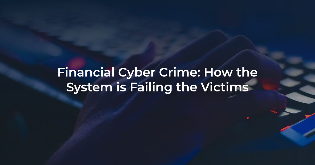 Financial Cyber Crime