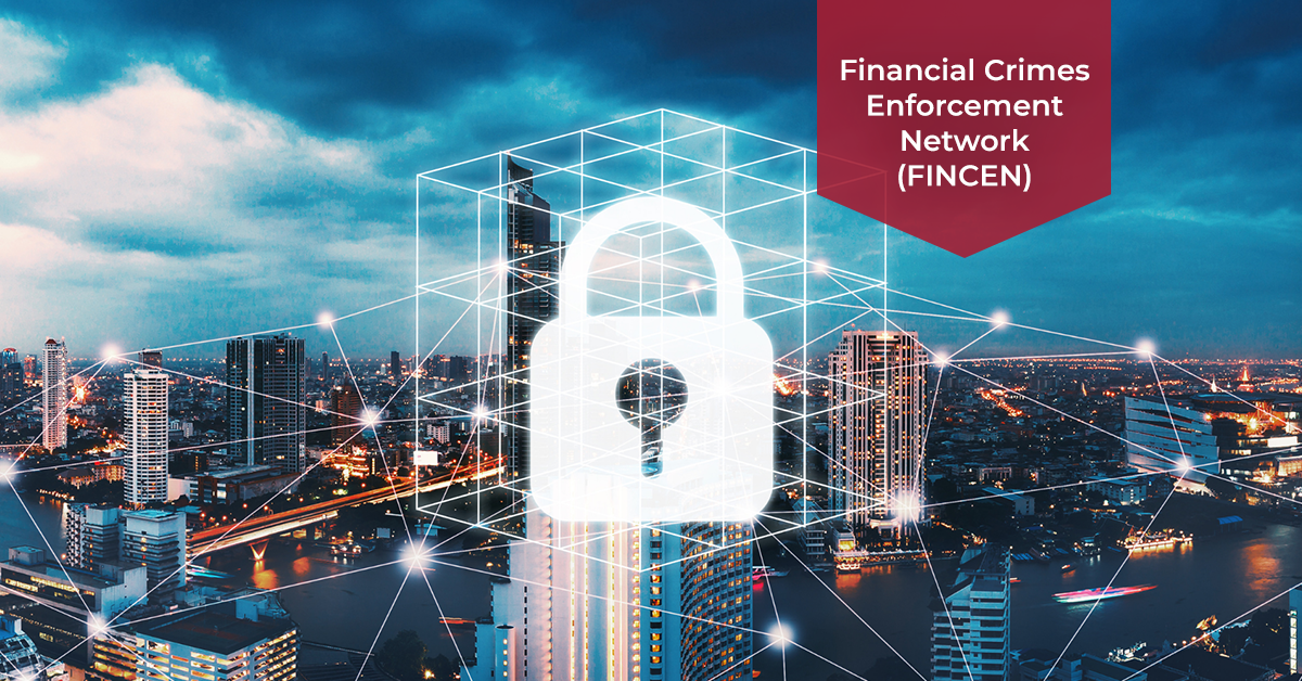 Financial Crimes Enforcement Network (FINCEN)